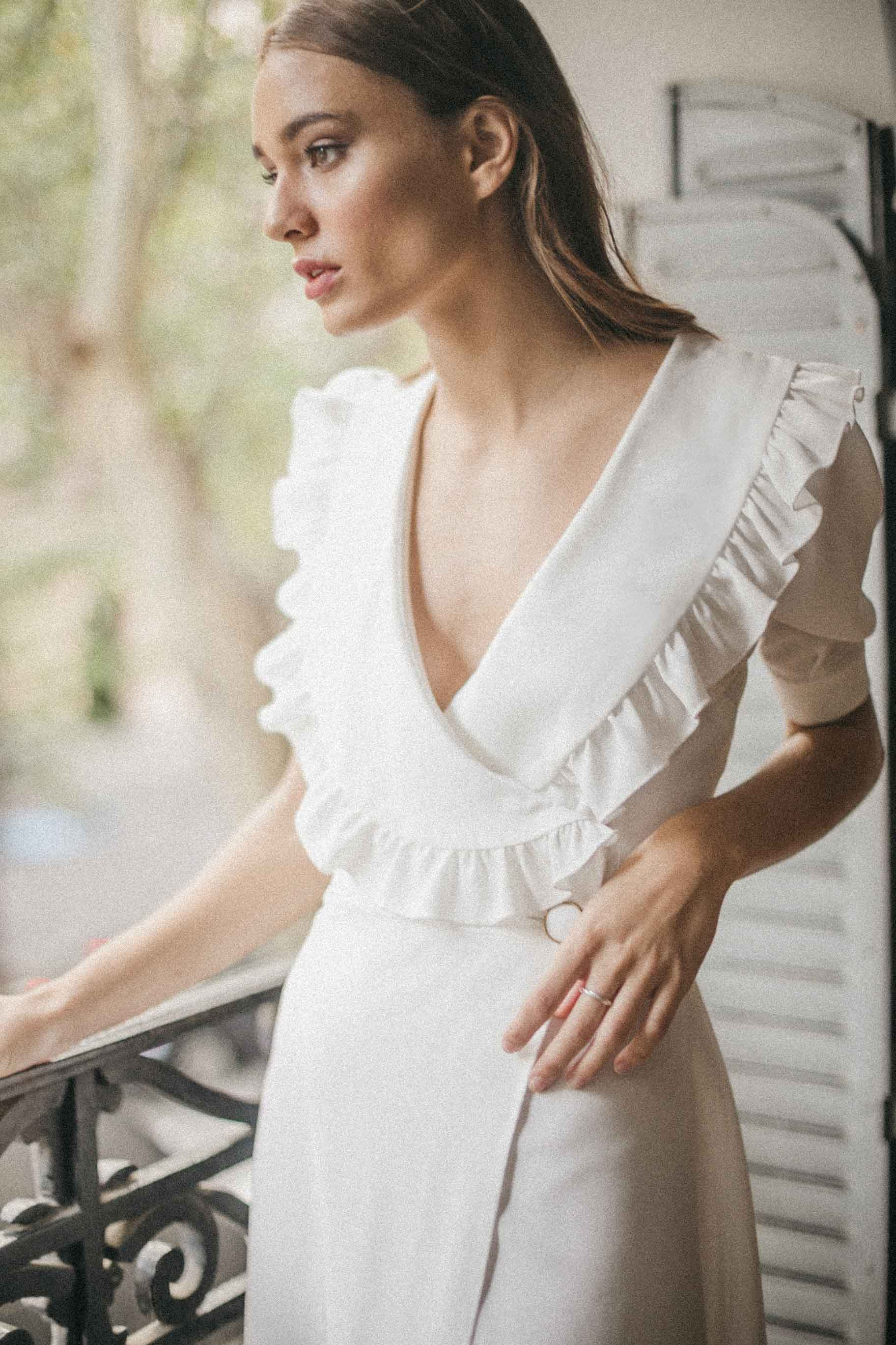 Colección Vestidos de Novia Cherubina: Danseuse