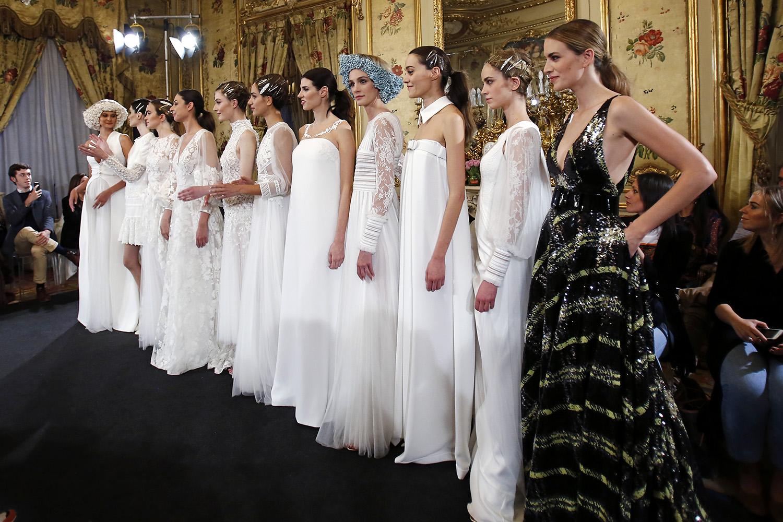 Quinta edición de Atelier Couture