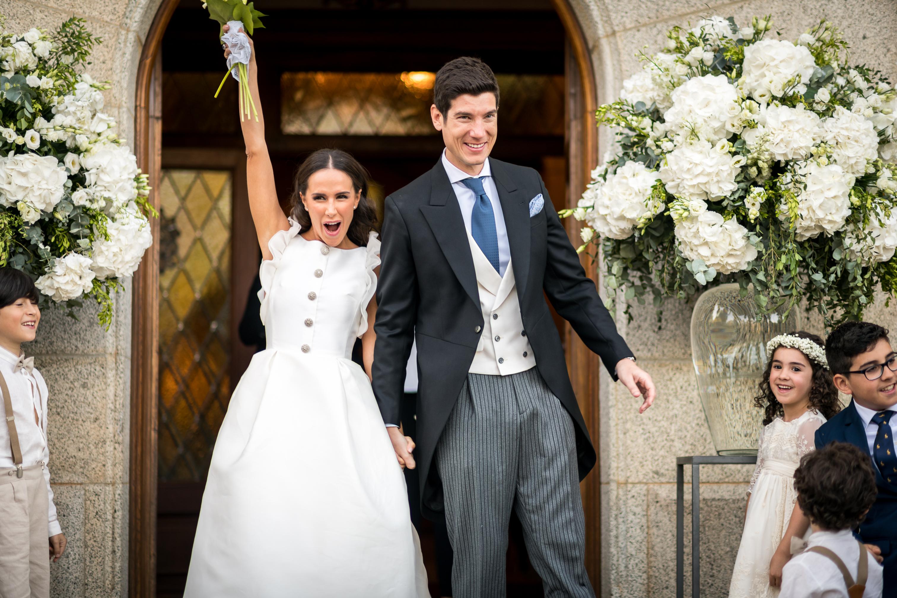 La boda de Andrea y Juan en Barcelona