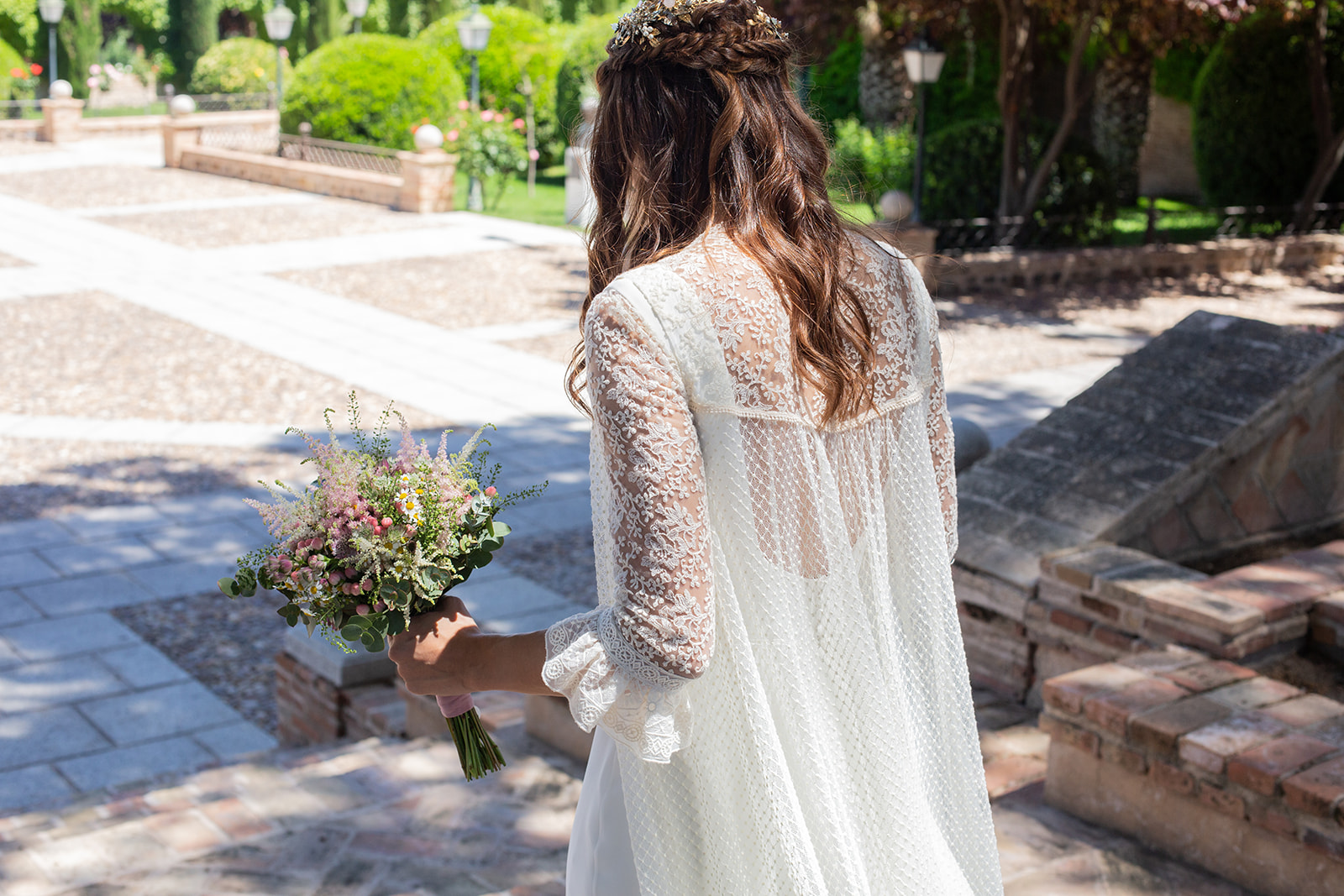 La boda de Miriam y Toni en Toledo