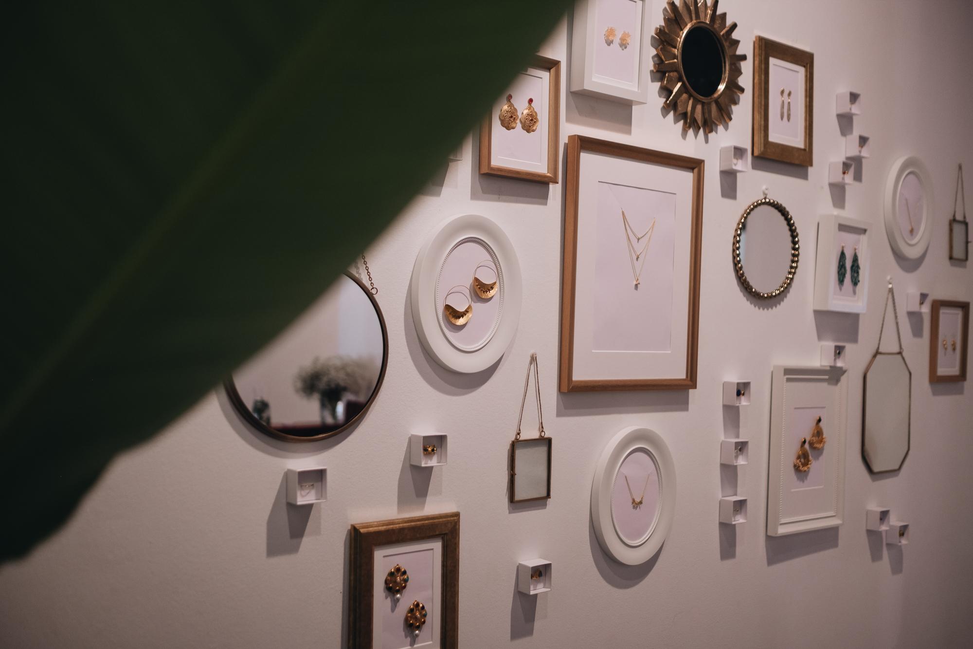 Acantha Joyas presenta su nueva colección en Clandestino Christmas Edition