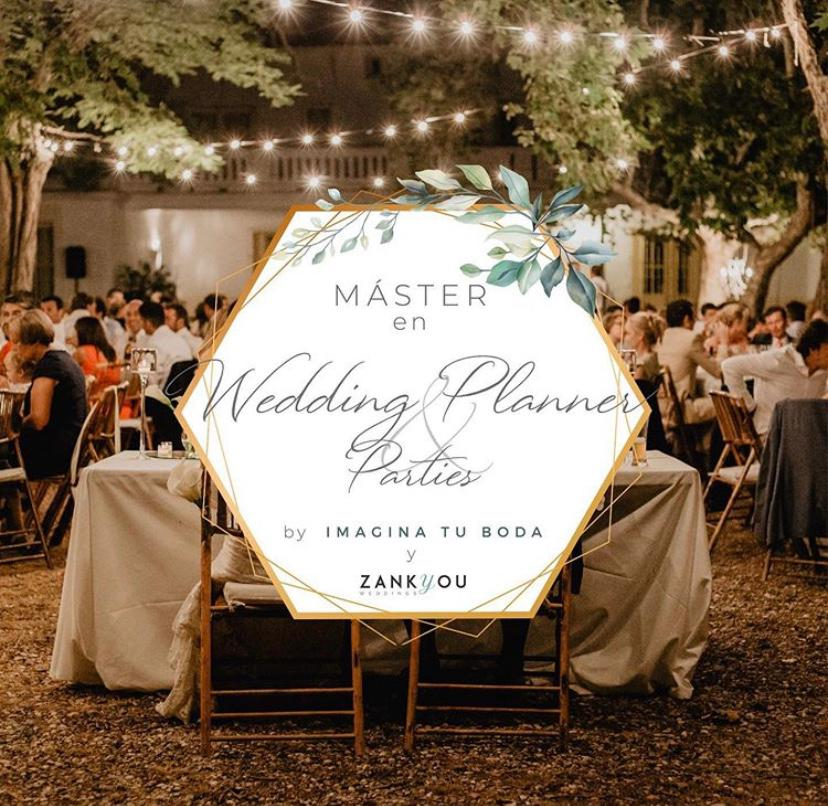 Máster en Wedding Planner & Parties