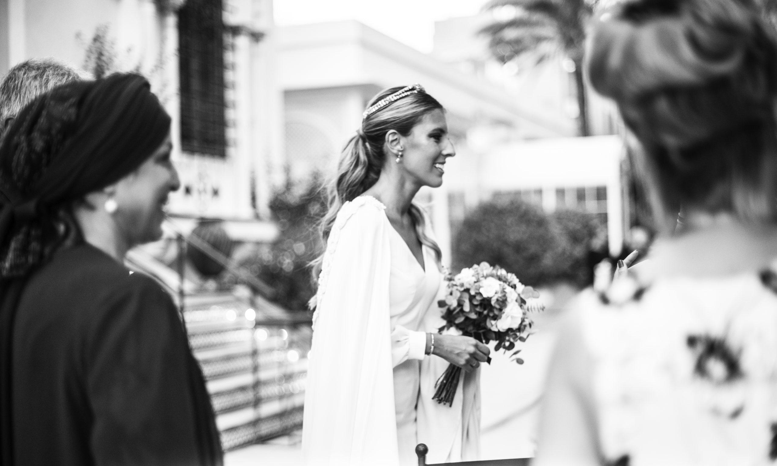 La boda de Sara y Eric en Sevilla