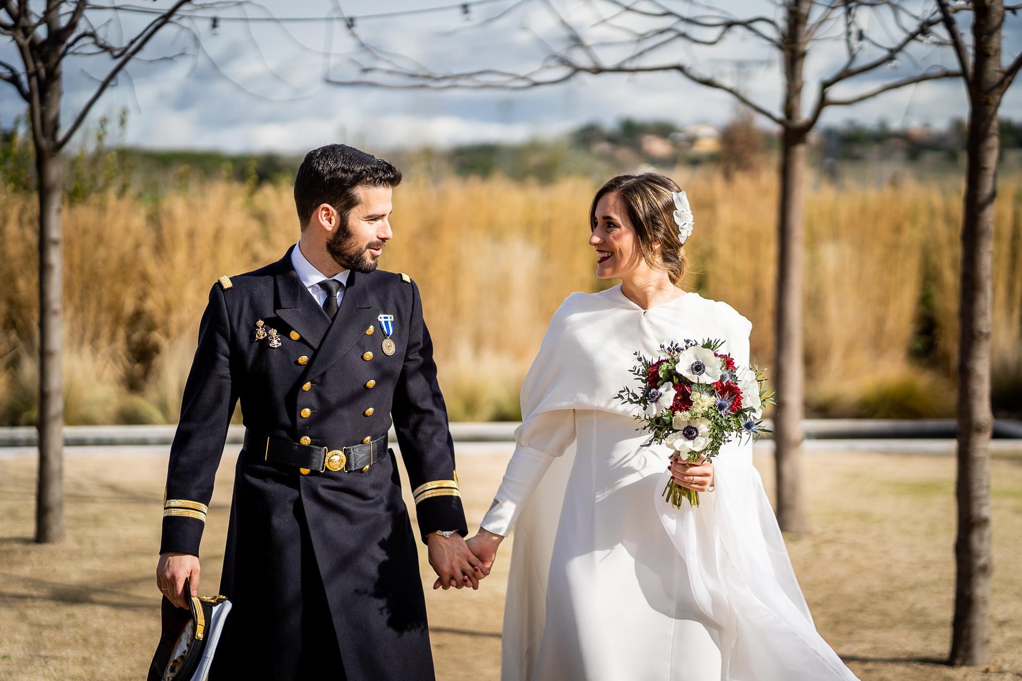 La boda de Almu y Miguel en Madrid