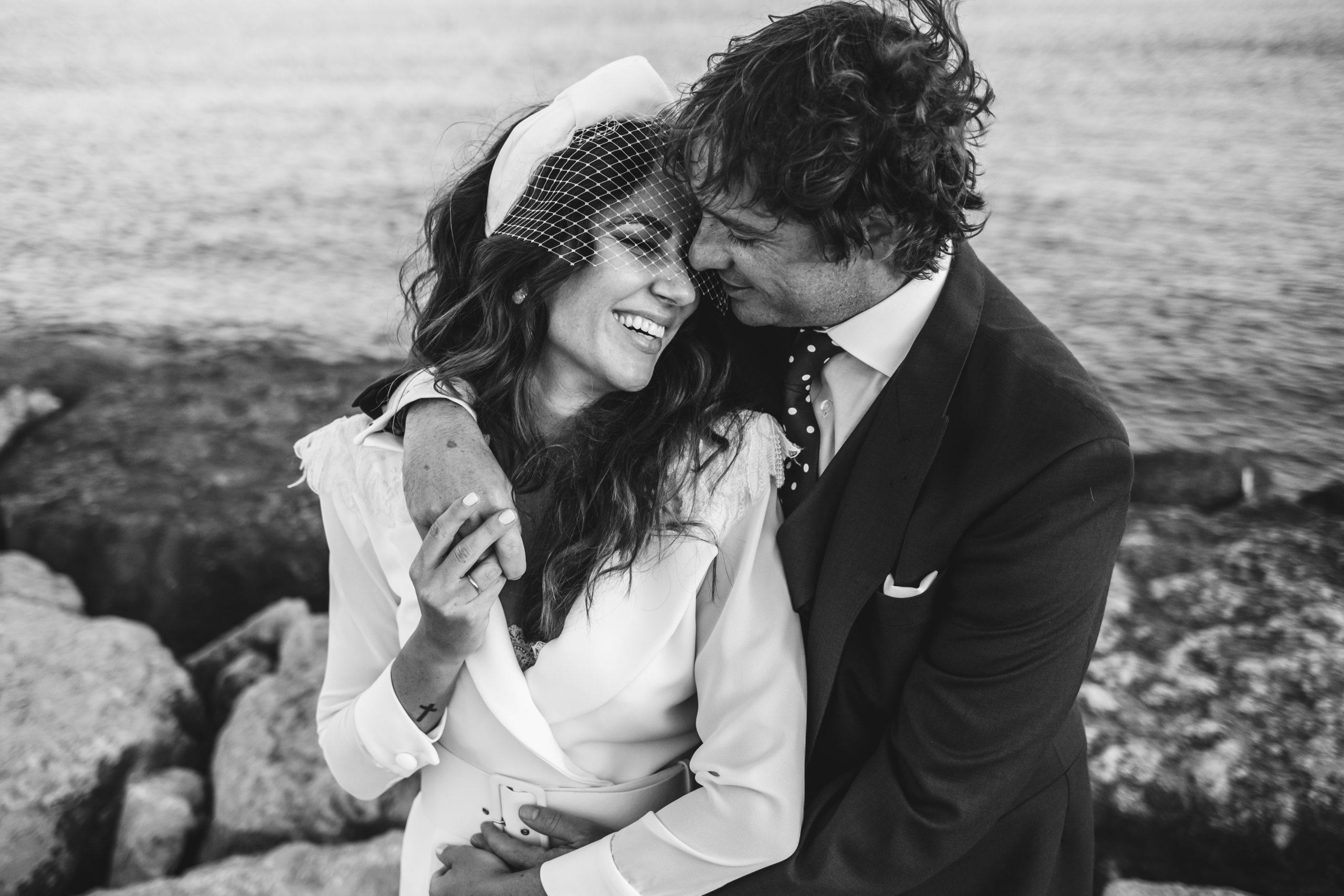 La boda de Alba y Javi en Sotogrande