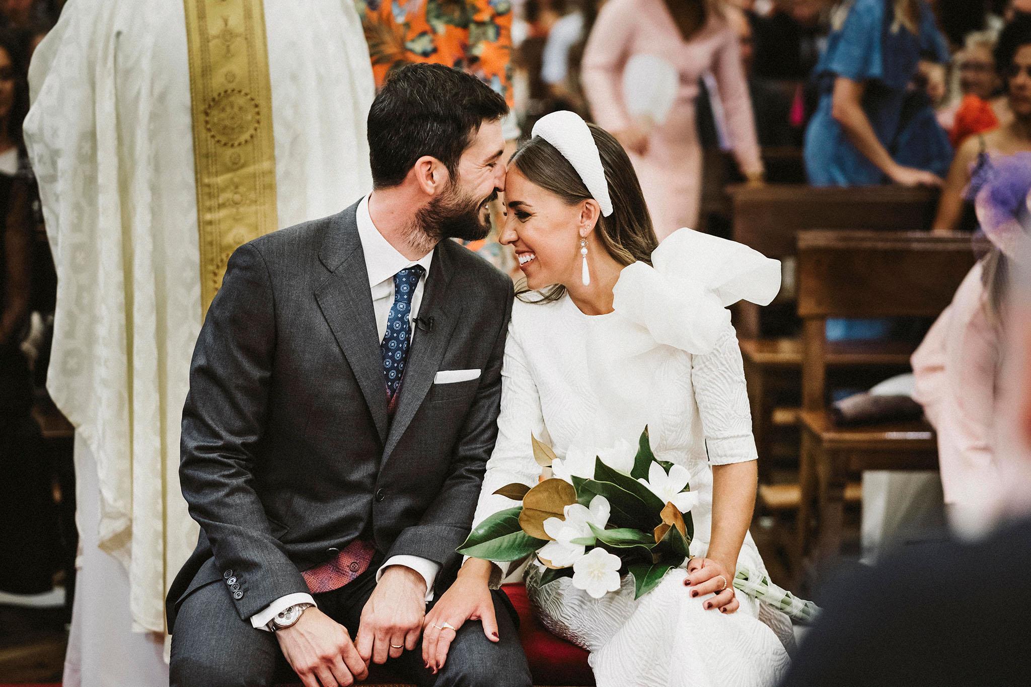 La boda de Janire e Íñigo en Bilbao