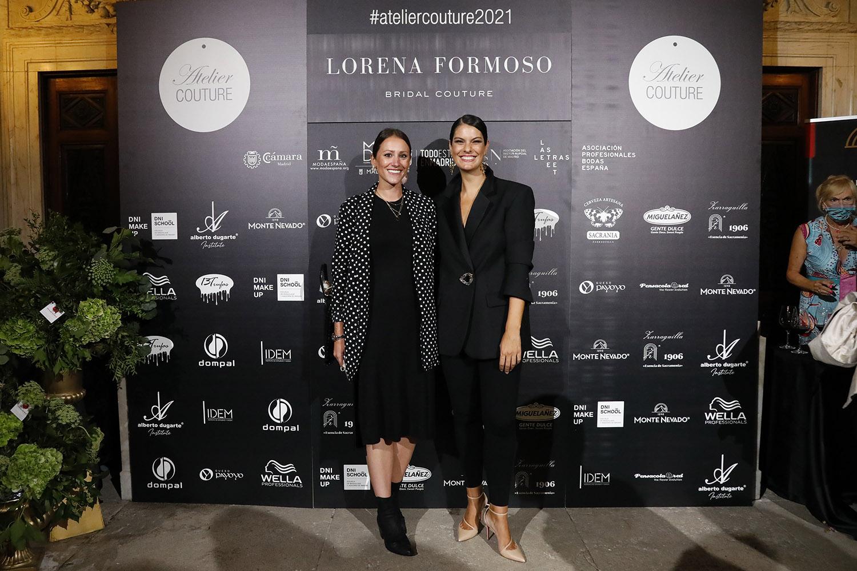 Lorena Formoso presenta Now en Atelier Couture